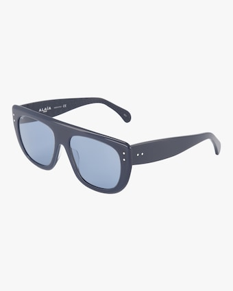Square Flattop Sunglasses
