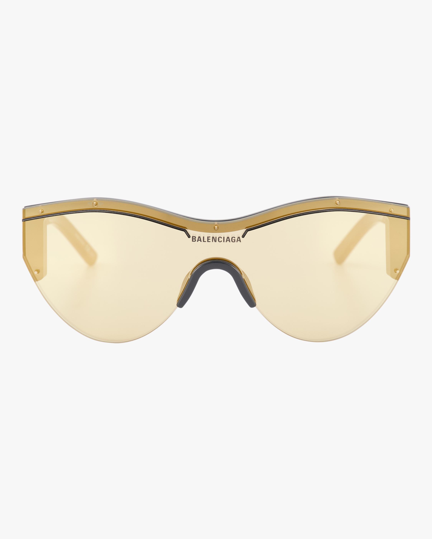 Ski Cat Shield Sunglasses