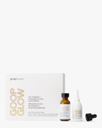GoopGlow Vitamin C + Hyaluronic Glow Serum 30 ml