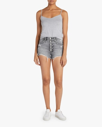 The Kinsley Button-Fly Shorts
