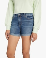 Joe's Jeans Bermuda Frayed-Cuff Shorts 3