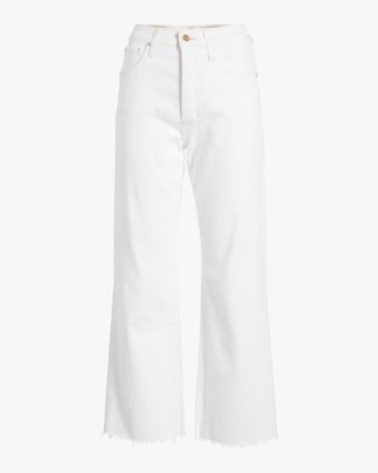 The Blake High-Rise Flared Jeans