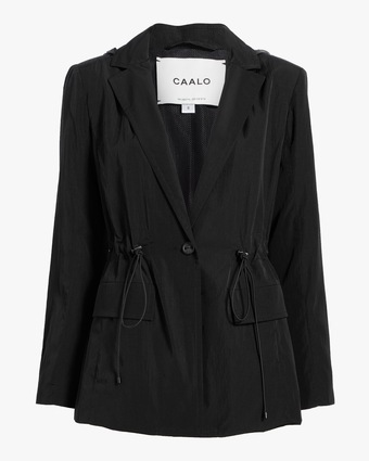 CAALO Water-Resistant Travel Blazer 1