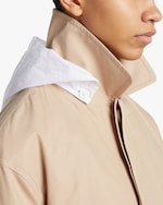 CAALO Water-Resistant Hooded Car Coat 5