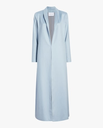 Michelle Waugh The Chloe Cashmere Duster 1