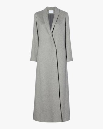 Michelle Waugh The Chloe Cashmere Duster 2
