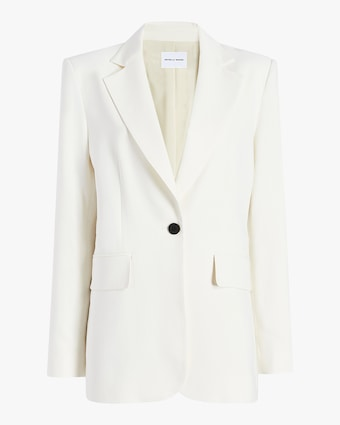 Michelle Waugh The Dixie Oversized Shoulder Blazer 2