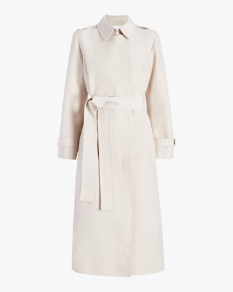 Michelle Waugh The Jane Tailored Classic Trench Coat 2