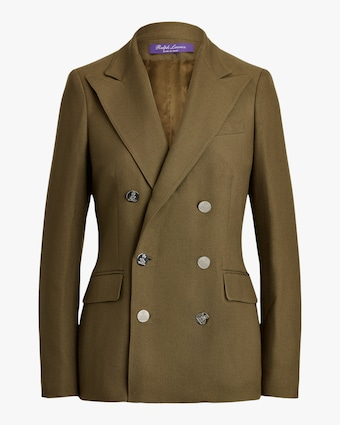 Ralph Lauren Collection Camden Cashmere Jacket 1
