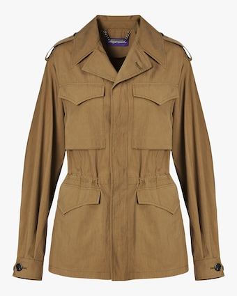 Ralph Lauren Collection Milton Army Field Jacket 1
