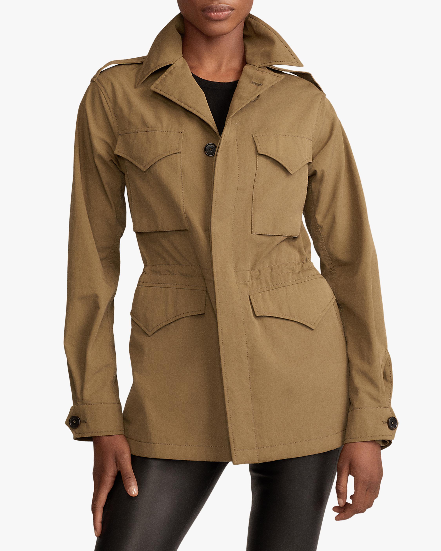 Ralph Lauren Collection Milton Army Field Jacket 2