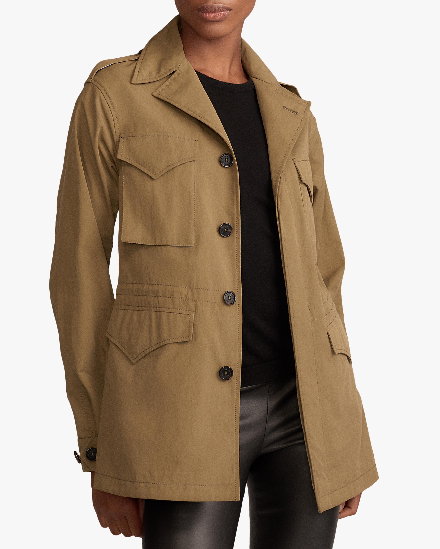 Ralph Lauren Collection Milton Army Field Jacket 3