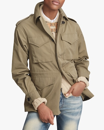 Ralph Lauren Collection Milton Army Field Jacket 2