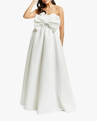 Puff Puff Gown