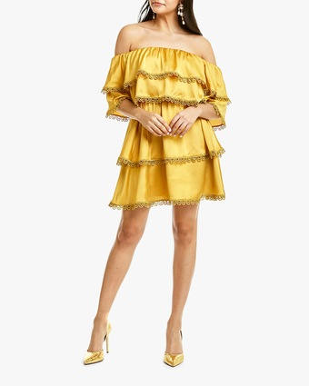 Mestiza Fina Mini Dress 1