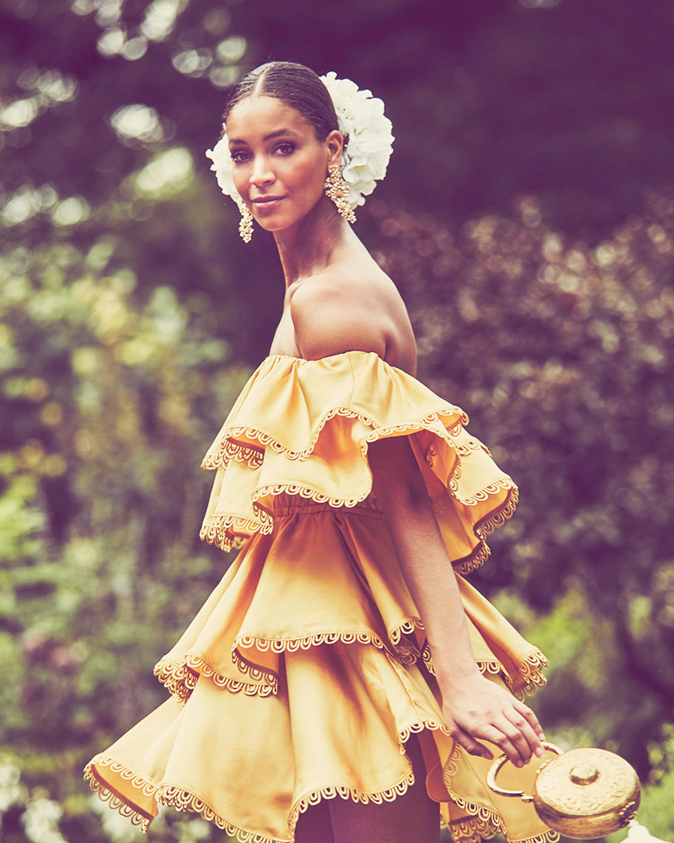 Mestiza Fina Mini Dress 2