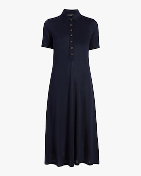 Rower Polo Dress