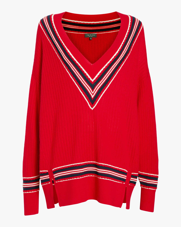 rag & bone Dianna V Neck Sweater 0