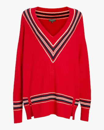 Dianna V Neck Sweater