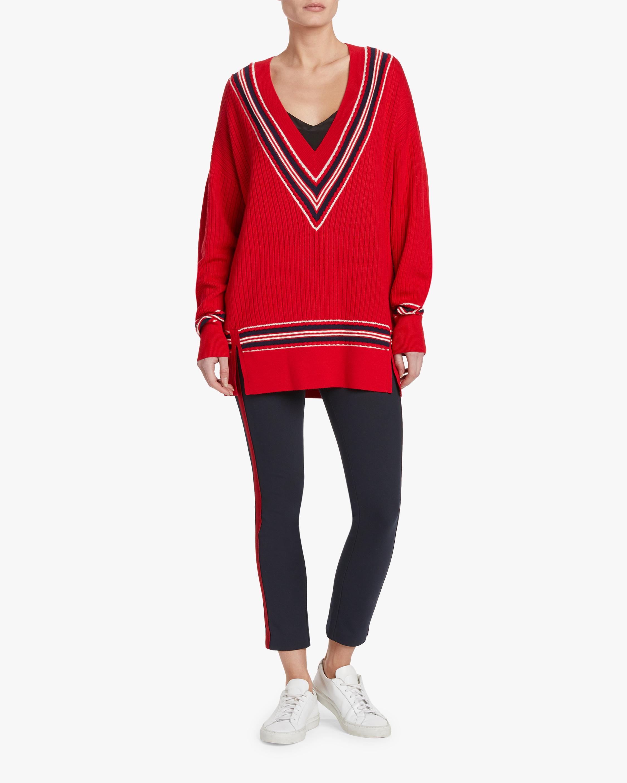 rag & bone Dianna V Neck Sweater 1