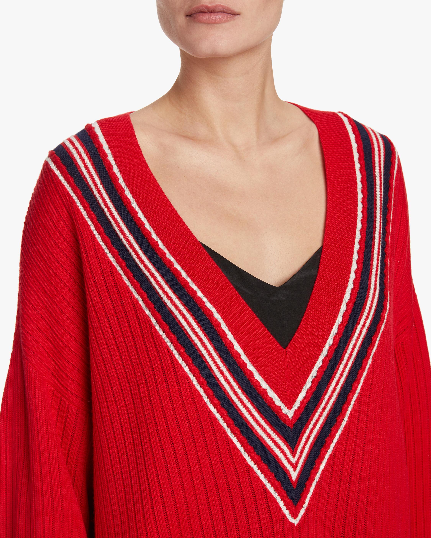 rag & bone Dianna V Neck Sweater 3