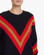 rag & bone Leon Crewneck Sweater 3