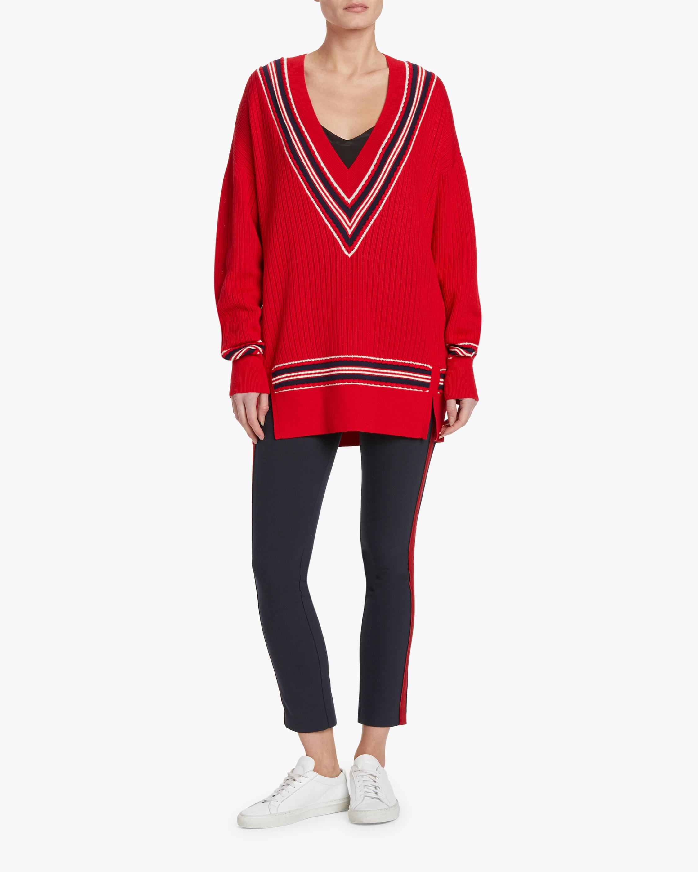rag & bone Simone Side-Stripe Pants 1