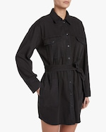 rag & bone Full Placket Shirt Dress 3