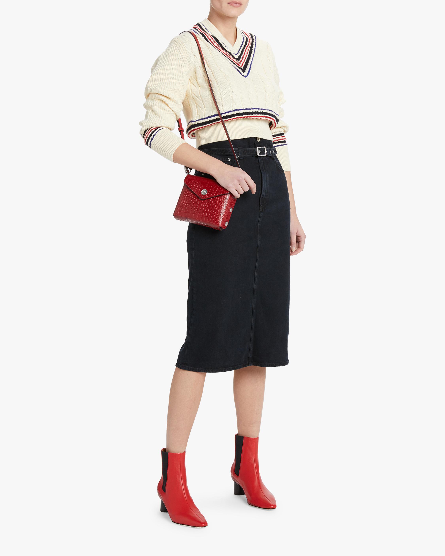 rag & bone Paper Bag Skirt 1