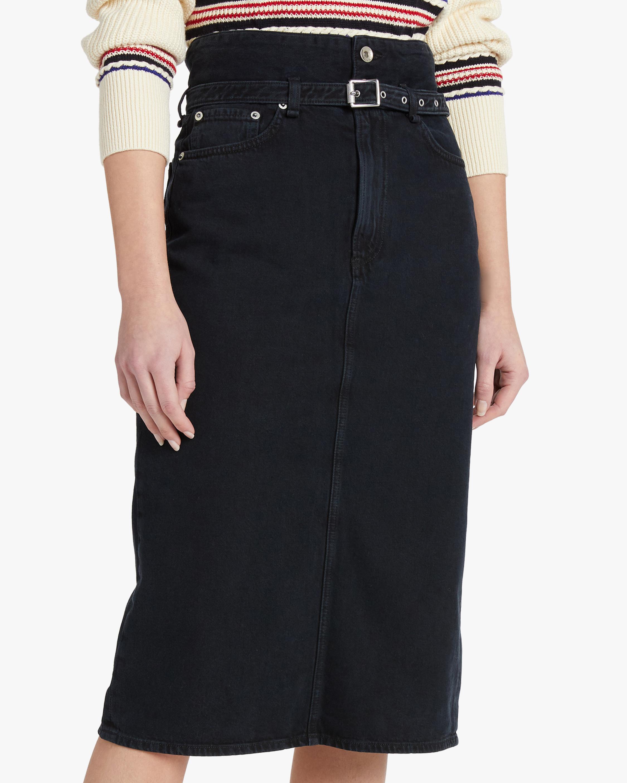 rag & bone Paper Bag Skirt 2