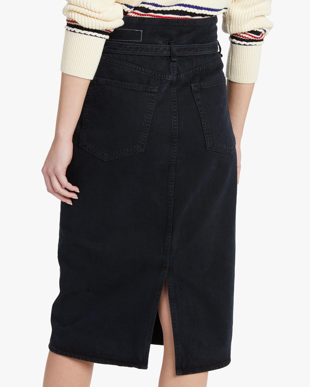 rag & bone Paper Bag Skirt 3