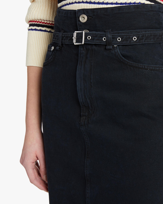 rag & bone Paper Bag Skirt 4