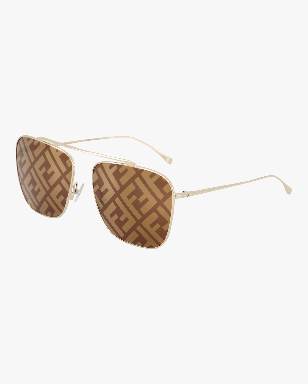 FF Family Metal Sunglasses