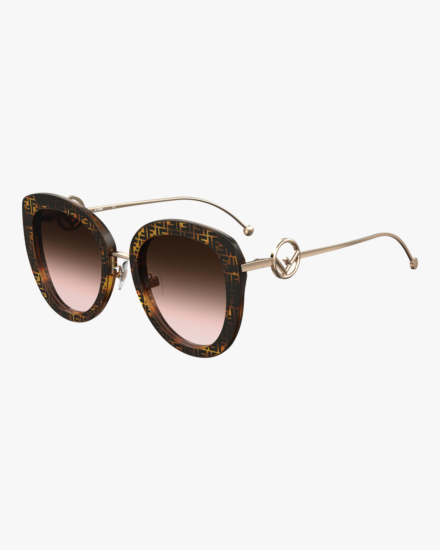 Fendi F Is Fendi Sunglasses 0