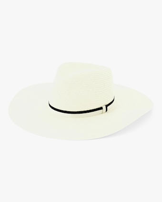 Wide-Brim Panama Hat