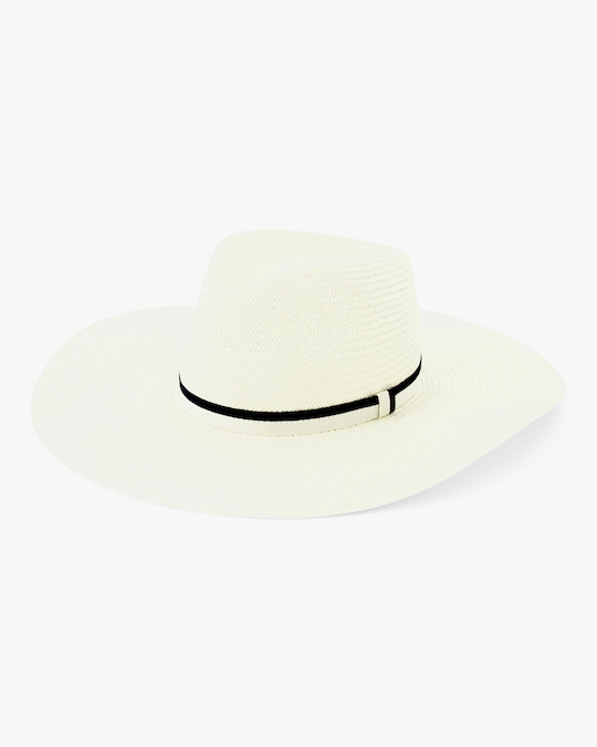 rag & bone Wide-Brim Panama Hat 0