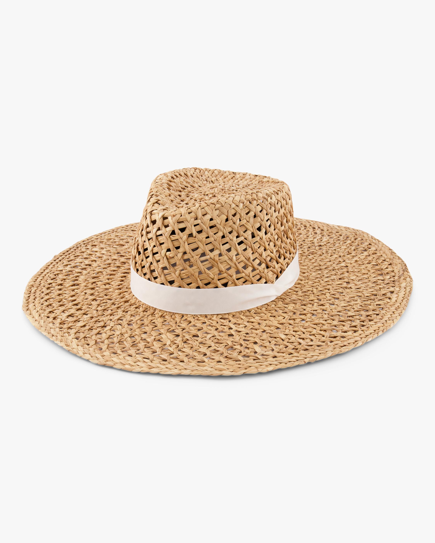 Open-Weave Sun Hat