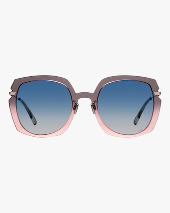 Attitude Oversized Sunglasses
