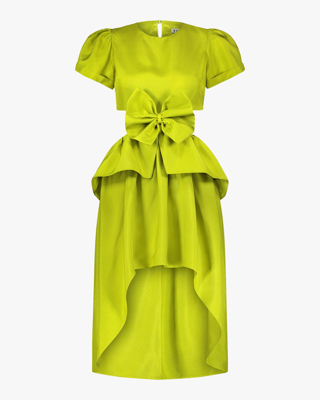 Bananza Open-Back Dress