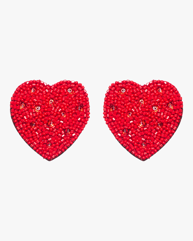 Emilia Heart Earrings