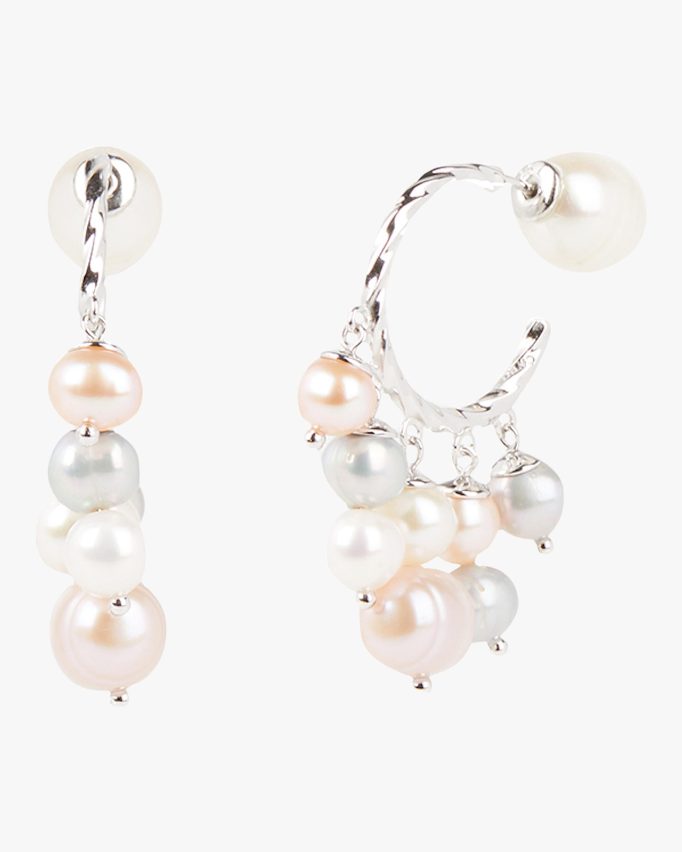 Jane Hoop Earrings