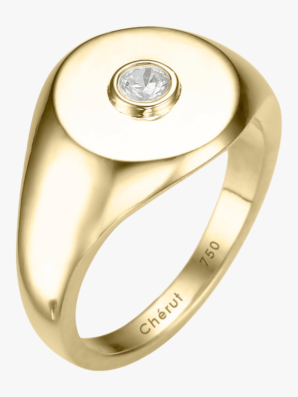IO Signet Pinky Ring