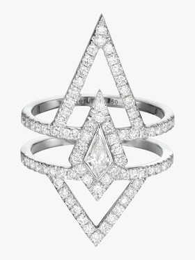V.O.F Kite Diamond Ring
