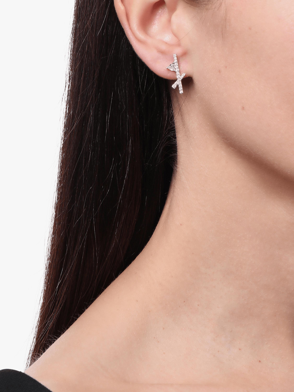 V.O.F Trillion Earrings