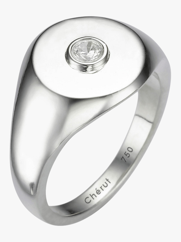 Chérut IO Signet Pinky Ring 0