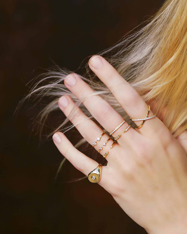 Chérut IO Signet Pinky Ring 2