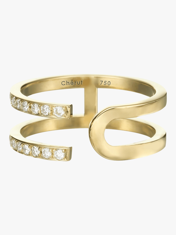 K.E.M Open Ring
