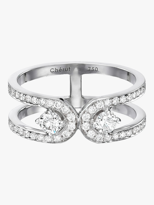 Chérut K.E.M Mirror Ring 0
