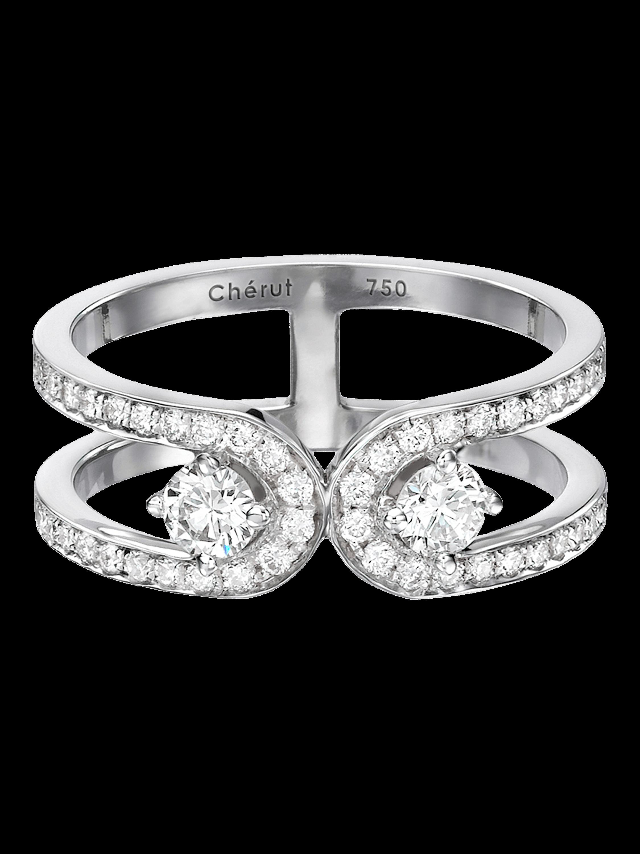 K.E.M Mirror Ring