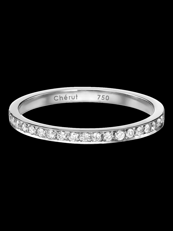 K.E.M Pavé Ring